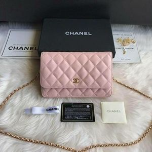 Chanel WOC Bag New Check Description